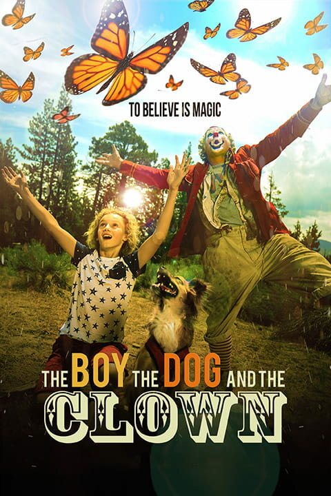 The Boy, the Dog and the Clown (2019)